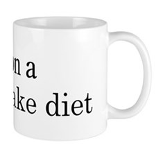 Bundt Cake diet Coffee Mug