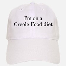 Creole Food diet Baseball Baseball Cap