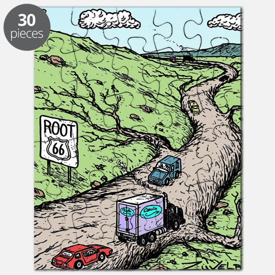 Root 66 Puzzle