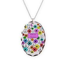 retired teacher iphone case pi Necklace