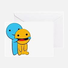 Make You Smile Greeting Card