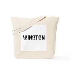 Winston Tote Bag