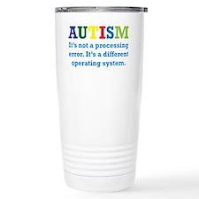 Autism awarness Travel Mug