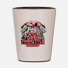 Wide Open Throttle - Supporter Shirt Shot Glass
