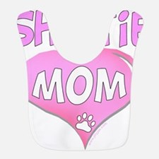 Sheltie Mom Bib