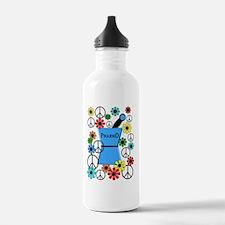 pharmd iPhone blue Water Bottle