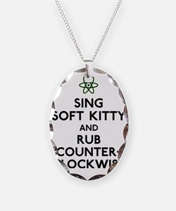 Sing Soft Kitty Necklace