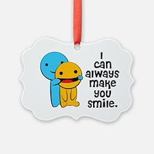 Make You Smile Ornament