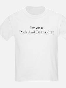 Pork And Beans diet T-Shirt