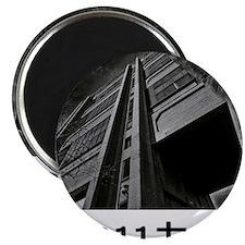 brutalism Magnet