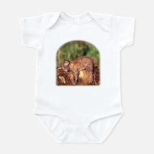 Bobcat Kitten Infant Bodysuit