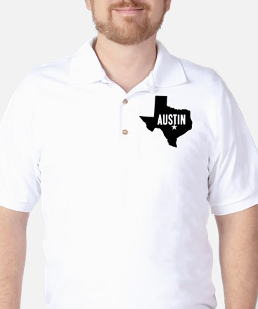 Austin, TX Golf Shirt