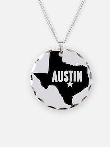 Austin, TX Necklace