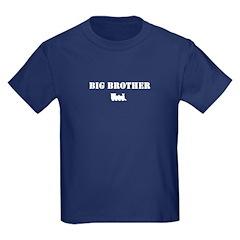 """""""Big Brother"""" Kids Dark T-Shirt"""