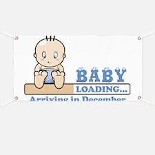 Arriving in December Banner