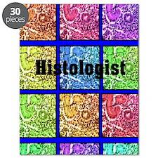 Histologist flip flops 6 Puzzle