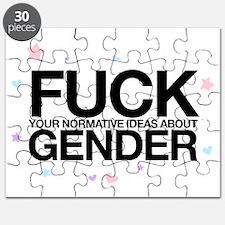 F*CK GENDER Puzzle