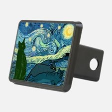 Van Goghs Cats Hitch Cover