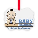 January babies to be Ornaments