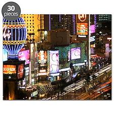 Vegas Strip Puzzle