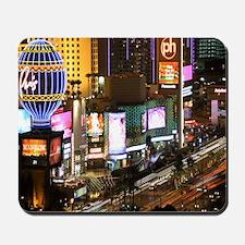Vegas Strip Mousepad
