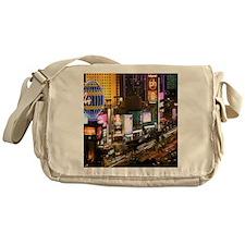 Vegas Strip Messenger Bag