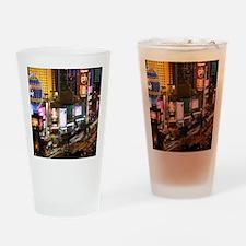 Vegas Strip Drinking Glass