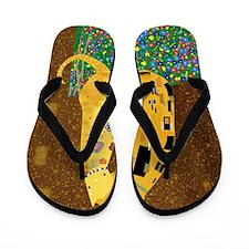 Klimts Kats Flip Flops