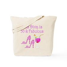 50 YR OLD Tote Bag
