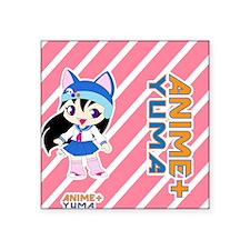 """Yuma Square Sticker 3"""" x 3"""""""