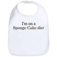 Sponge Cake diet Bib