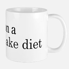Sponge Cake diet Mug
