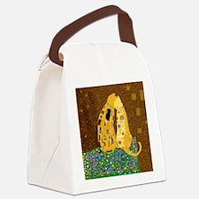 Klimts Kats Canvas Lunch Bag