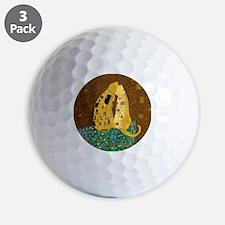 Klimts Kats Golf Ball