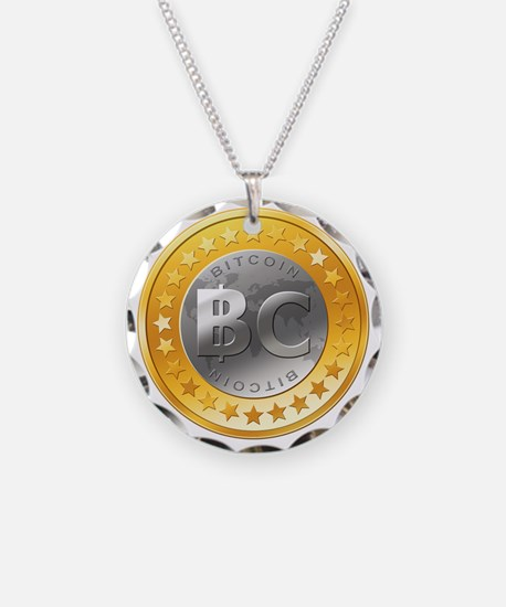 BitcoinEuro Necklace