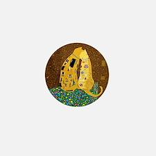 Klimts Kats Mini Button