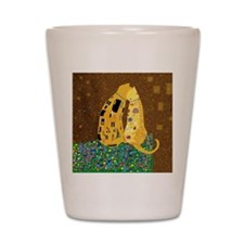 Klimts Kats Shot Glass
