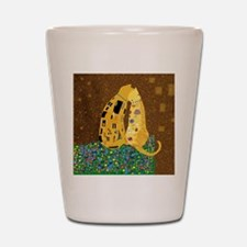 Klimts Kats Shot Glass