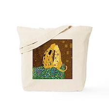 Klimts Kats Tote Bag
