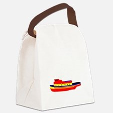 Perfect Tug Canvas Lunch Bag
