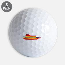 Perfect Tug Golf Ball