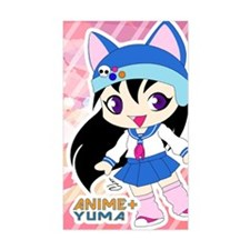 Anime+ Yuma Decal