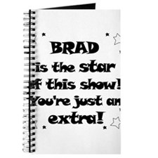 Brad is the star Journal