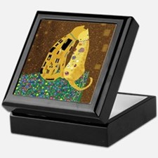 Klimts Kats Keepsake Box