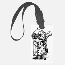 Gribble - the best little scient Luggage Tag