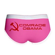 Comrade Obama Women's Boy Brief