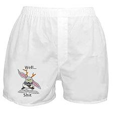 Crazy Jackalope Boxer Shorts