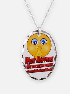 Bachelor Party Secret Necklace