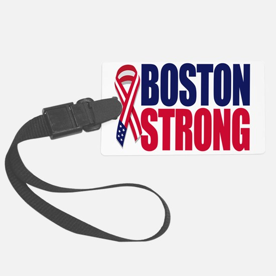 Boston Strong Luggage Tag