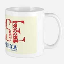 Nurse made in America Mug
